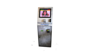 Microtronic Mini Micro Market Kiosk