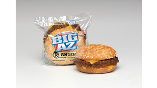 BIG AZ Angus Cheddar Cheeseburger