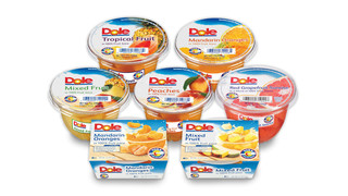 Dole Healthy Snacks Meet USDA Smart Snacks And NAMA Fit Pick Requirements
