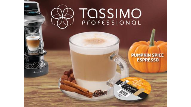 Gevalia Pumpkin Spice Espresso For Tassimo Professional