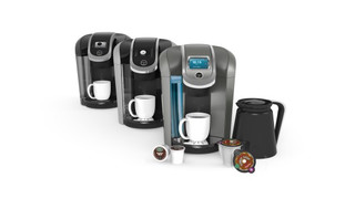 Next Generation Keurig 2.0 System, First To Brew Both A Single Cup And A Four-Cup Carafe, Now Available