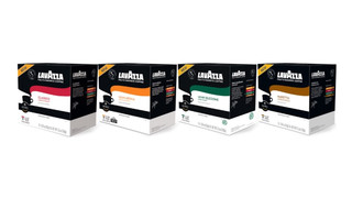 Lavazza Launches Specialty Coffee Blends In K-Cup® Pack Format