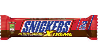And The Name Of The Newest SNICKERS® Bar Is SNICKERS Xtreme