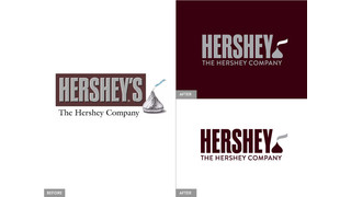 The Hershey Company Updates Its Corporate Brand And Unveils A New Company Logo