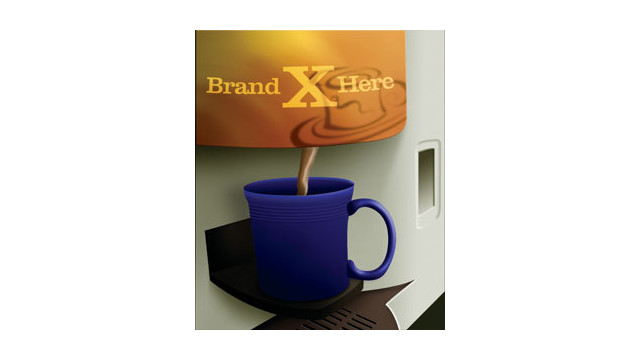 Branded Machine Fronts, Long Underutilized, Can Help Win More Coffee Sales