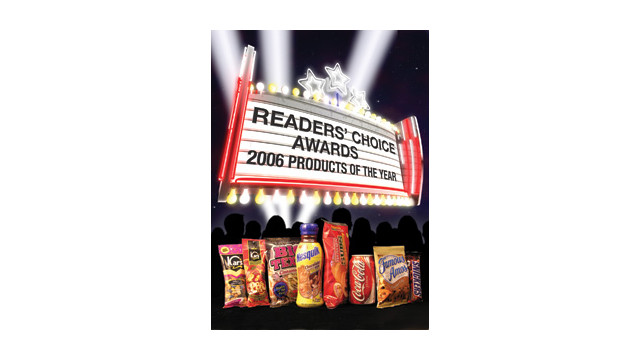Automatic Merchandiser Honors 2006 Readers' Choice Products of the Year