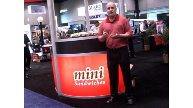 NAMA 2010 - Pierre Foods - Mini Sandwiches