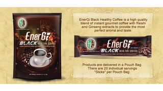 EnerGi Black Healthy Coffee