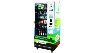 Erie Community Center, Erie, Colo., To Get Healthy Vending Machine