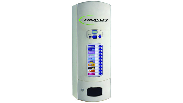 Vend Rite Stainless Steel Compact Vending Centre