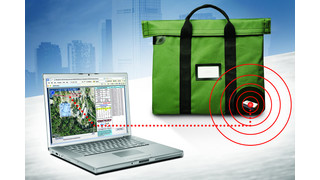 Rifkin ArcoTrack Fire-Protection, GPS Traceable Briefcase