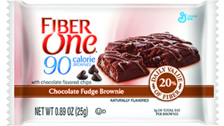 Fiber One Brownie