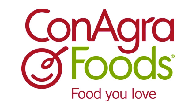ConAgra Foods' Fiscal First-Quarter EPS Higher Than Planned