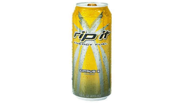 National Beverage Rip It Energy Drinks