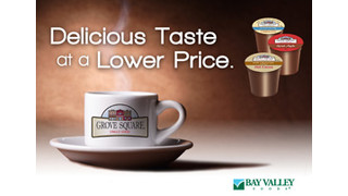 Bay Valley Grover Square Hot Beverage Cartridges