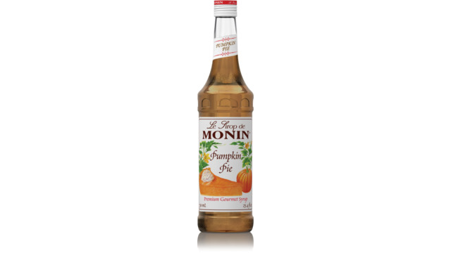 Monin Pie Inspired Premium Syrups