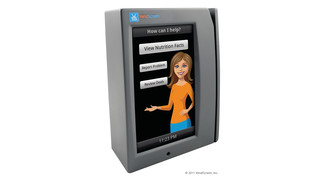 VendScreen Wireless Smart Device Touch-Screen Interface