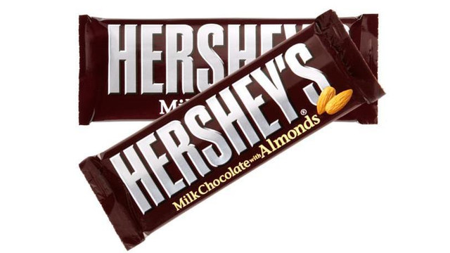 Hershey Announces Sales Increases For Fourth-Quarter And Full-Year 2012
