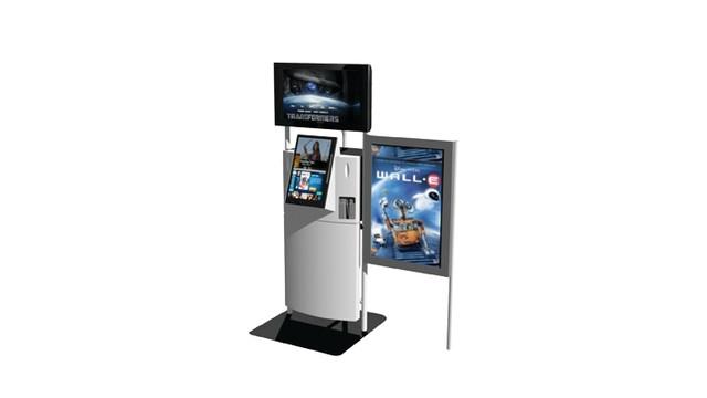 XONA Media 3-in-1 Movie Kiosk