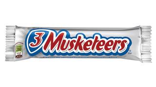 Mars 3 MUSKETEERS Bar