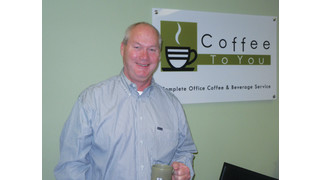 2012 OCS Operator of the Year: Dave Hart, Coffee To You, LLC, Santa Clara, Calif.