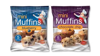 Cloverhill Mini Muffins