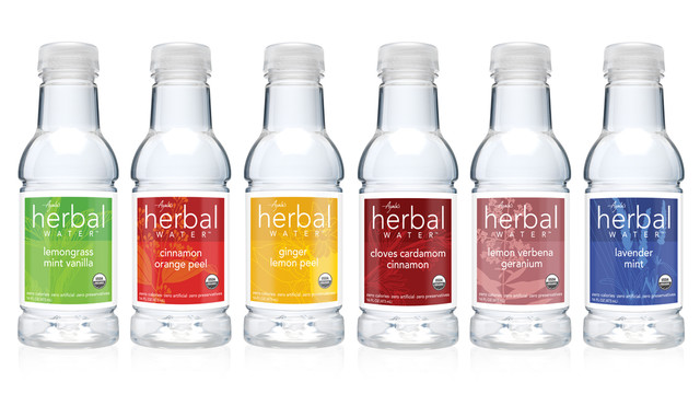 Ayala's Herbal Water - 16 ounce plastic