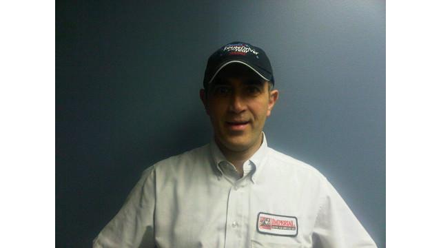 2012 Winner Tony Araujo, Imperial Coffee and Services Inc., Toronto, Ontario, Canada