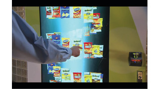 Interactive media can renew vending, will add new blood
