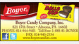 Boyer Candy Co. Relaunches Pourable Peanut Butter For Foodservice Industry
