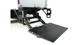 Maxon Tuk-A-Way TE-33 Liftgate