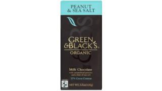 Mondelez Recalls Green & Black's Organic Peanut And Sea Salt Milk Chocolate Bar