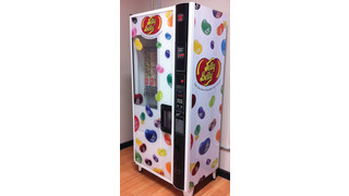 Jelly Belly Bulk Vending Machine