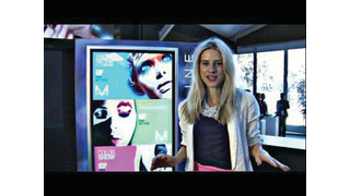 Video: VE Connect And Maybelline Vending Machine Are Hit Of Fashion Week