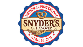 Snyder's Offers Multi-City Pretzel Sampling And Prizes For National Pretzel Day April 26