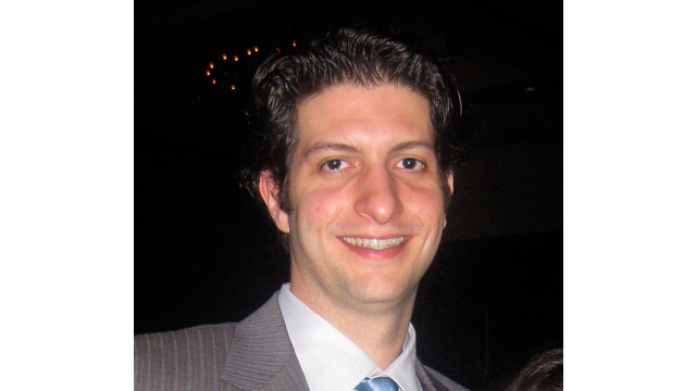 Michael Gaviña Receives First NCA Volunteer Award