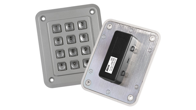 Storm Interface Releases Toughened Keypads With USB Interface