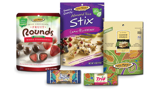 Dole Mrs. May's Naturals Snacks