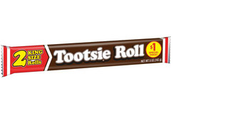 Tootsie Roll Giant Bar Twin Pack Shipper