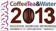 Registration Opens For 2013 Coffee, Tea & Water Show In Nashville, Tenn.