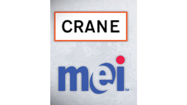 Crane Co. Receives Conditional Clearance Of MEI Acquisition By European Commission