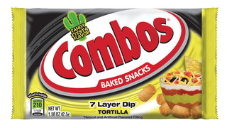 Mars Offers New 7 Layer Dip Tortilla Combos Flavor