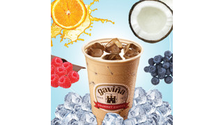 Gaviña Introduces Fruit Flavored Iced Coffee