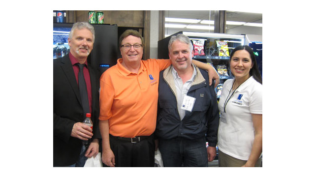 Lieberman Hosted 50 Vendors For Joint Training Session May 3
