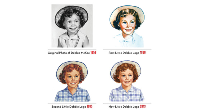 Little Debbie Updates Logo After More Than 20 years