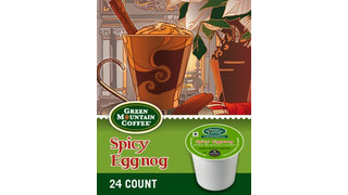 GMCR Offers Seasonal K-Cup Flavors For A Limited Time