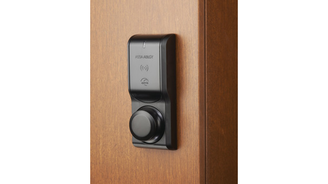 Medeco Introduces K100 Aperio Electronic Cabinet Lock