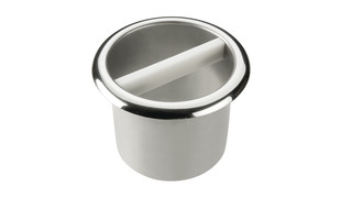Tomlinson Offers Stainless Steel Knock Chute For Coffee Filters
