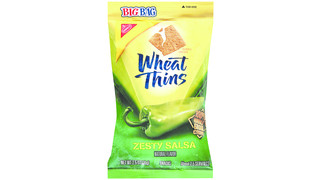 Wheat Thins Zesty Salsa