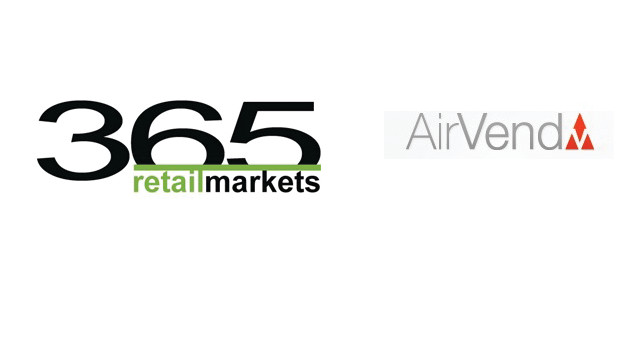 365 Retail Markets Partners With AirVend, Offers Touchscreen Units For Existing Vending Locations